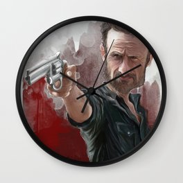 How Many Walkers Have You Killed? Wall Clock