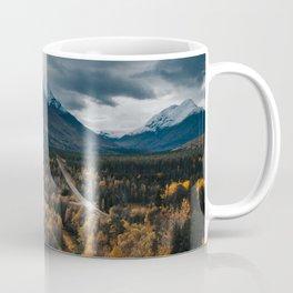 Arctic Autumn - Landscape and Nature Photography Coffee Mug