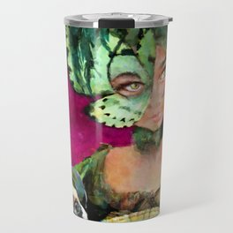 The Mademoiselle 'Tite Poulette & Clotile attend Bal de Cordon Bleu Travel Mug