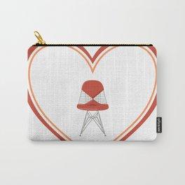 Eames Bikini Love Carry-All Pouch
