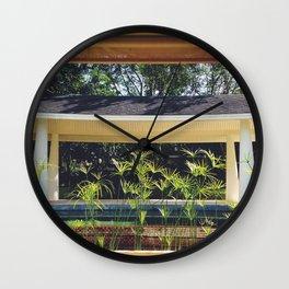 Hideaway Retreat Wall Clock