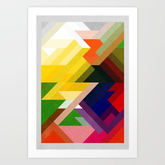 Broken Spirit 02 Art Print