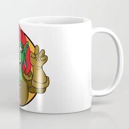 Get that coin, Poco! Coffee Mug