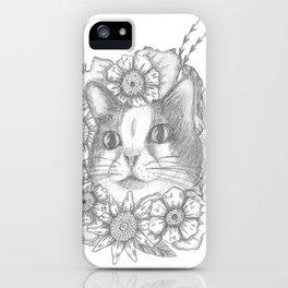 Abbie Hanson iPhone Case