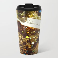 Believe in Fairytales Metal Travel Mug