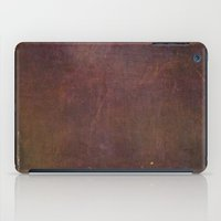 leather iPad Cases featuring Leather by Jason Michael