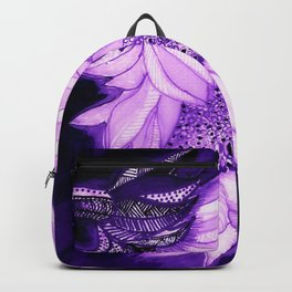 Purple Energy Backpack