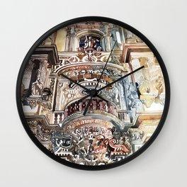 Palace of San Telmo Wall Clock