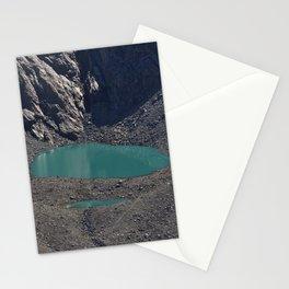 Glacial Lake Stationery Cards