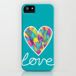 Little bit of Love iPhone Case