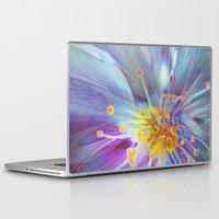 blossom Laptop & iPad Skins featuring Blossom by Klara Acel