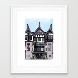 Liberty of London Framed Art Print