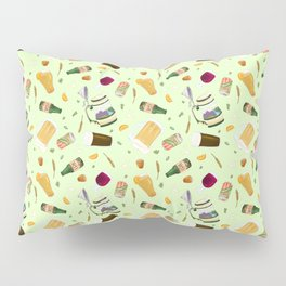 Cute Beer Pattern Pillow Sham