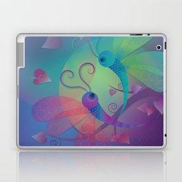 Fall in Love Laptop & iPad Skin