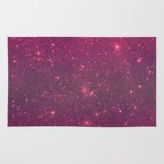 Pink Space Rug