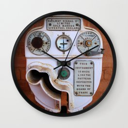 I'm not as think as you drunk I am Wall Clock