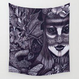 Nightshade Wall Tapestry