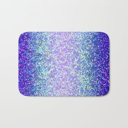 Glitter Graphic Background G105 Bath Mat