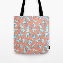 Kooky Katz Tote Bag
