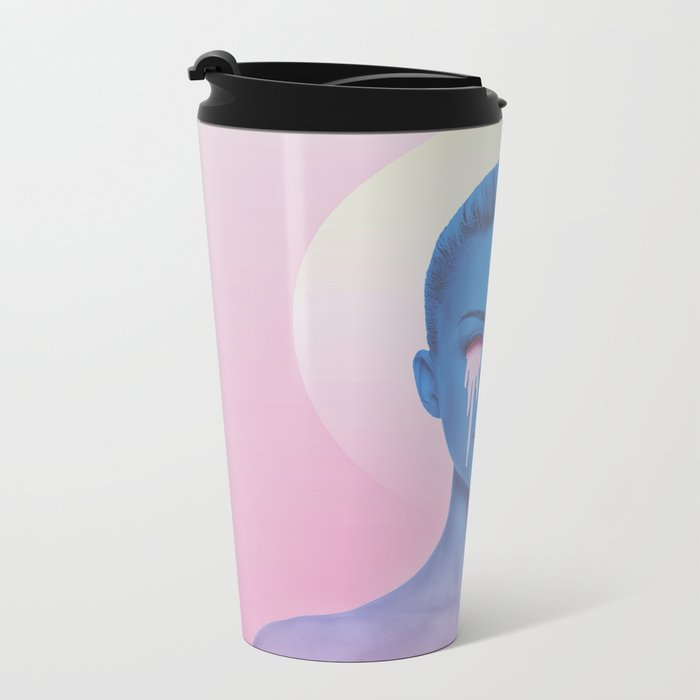 PYNK Metal Travel Mug