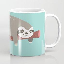 Sloth card - just 5 more minutes Coffee Mug