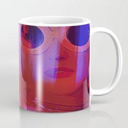 Electric City Girl Coffee Mug