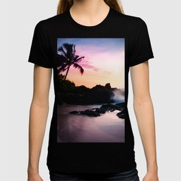 Paako Beach Sunset Jewels T-shirt