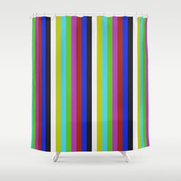 VCR Shower Curtain