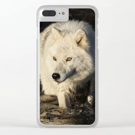 The lone sentinel Clear iPhone Case