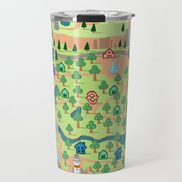 Animal Crossing (どうぶつの 森) Travel Mug