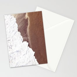 Chocolate Beach Stationery Cards