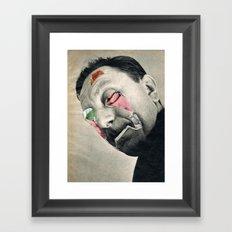 Zé Fantas Framed Art Print