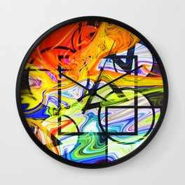 So Much On My Mind Wall Clock