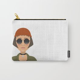 MATHILDA - LEON Carry-All Pouch