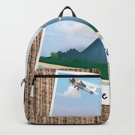 I love Montserrat Backpack