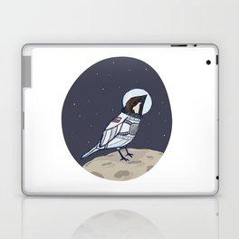 Space Sparrow Laptop & iPad Skin