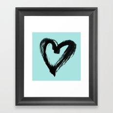 Heart 1 Framed Art Print