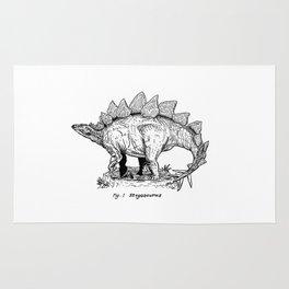 Figure One: Stegosaurus Rug