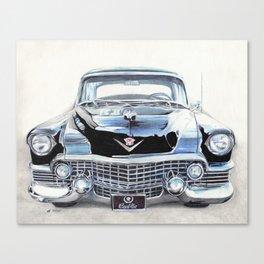 54 Cadillac Fleetwood Canvas Print