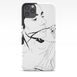PJ Harvey iPhone Case