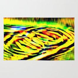 Electric Water - Kaleidoscope Rug