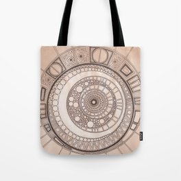 The Unbroken Circle Tote Bag
