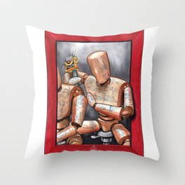 Tattanooga Throw Pillow