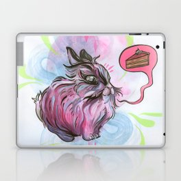 Chubby Bunny Laptop & iPad Skin