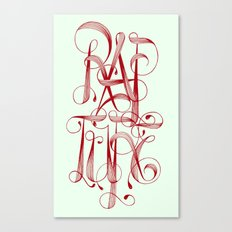 Rapture Canvas Print
