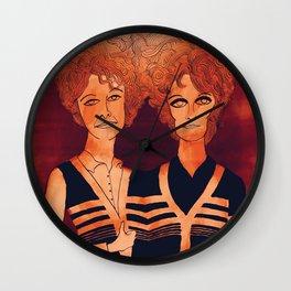 Germanes Wall Clock