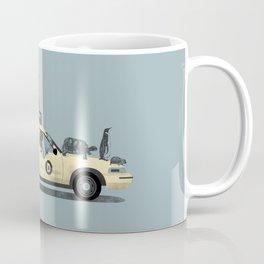 1-800-TAXI-DERMY Coffee Mug