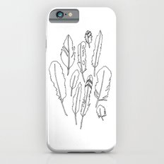 feather friends Slim Case iPhone 6