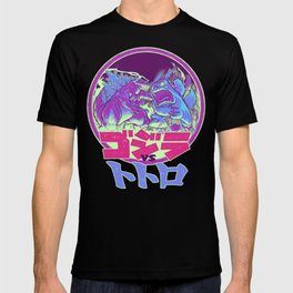 KING KAIJU VS. FOREST SPIRIT T-shirt