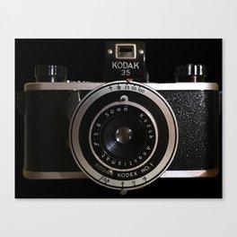 Kodak 35 Canvas Print